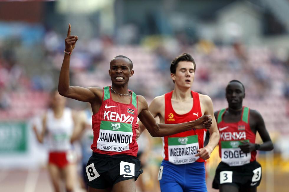 friidretts vm 2020 program