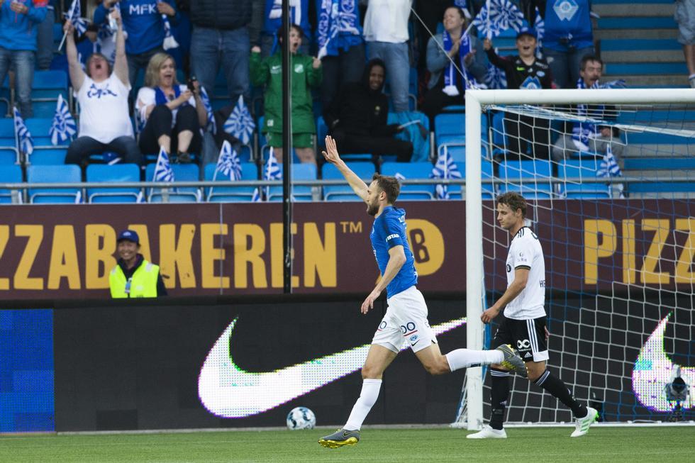Rosenborg 2019 seier
