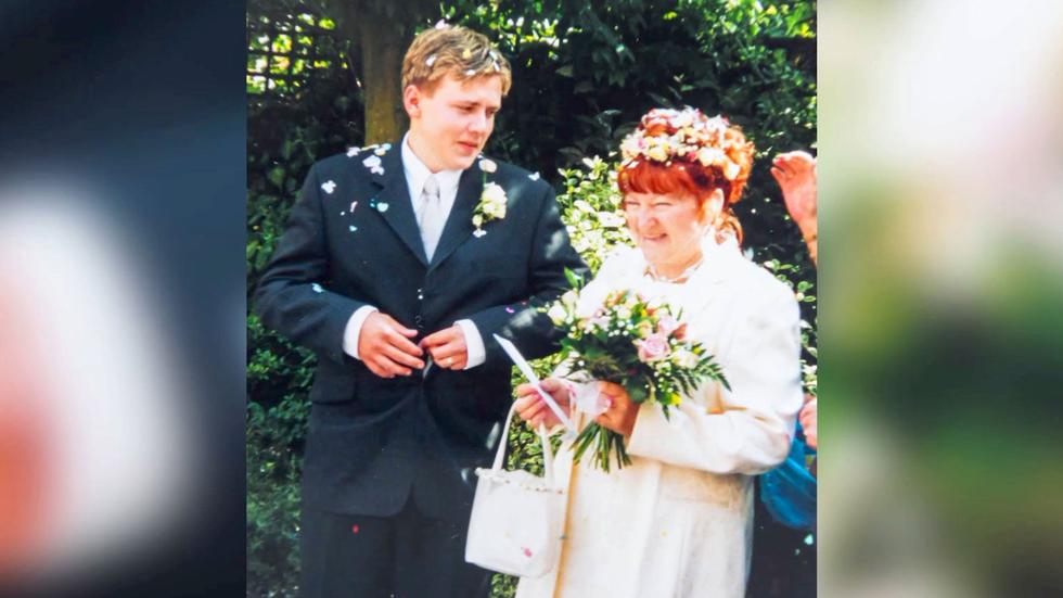 Jay (36) Og Linda (69) Giftet Seg Mot Alle Odds